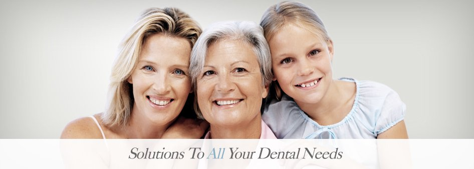 Solutions to all your Dental Needs